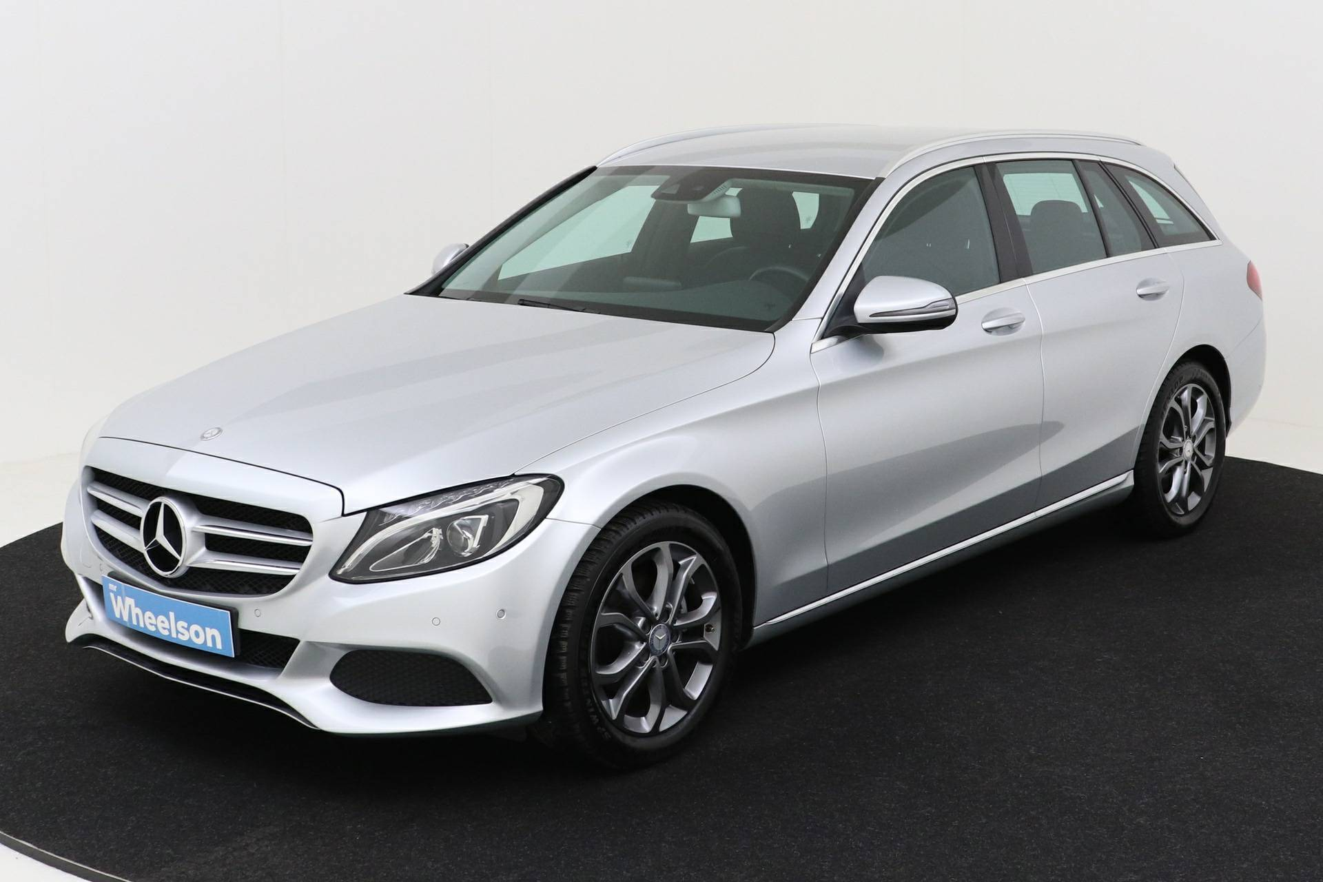 Mercedes Benz C Klasse C180 Estate importeren Duitsland financial lease zijvoor