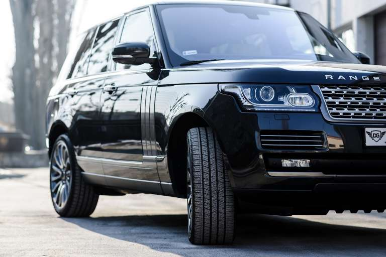 Land Rover Range Rover importeren financial lease